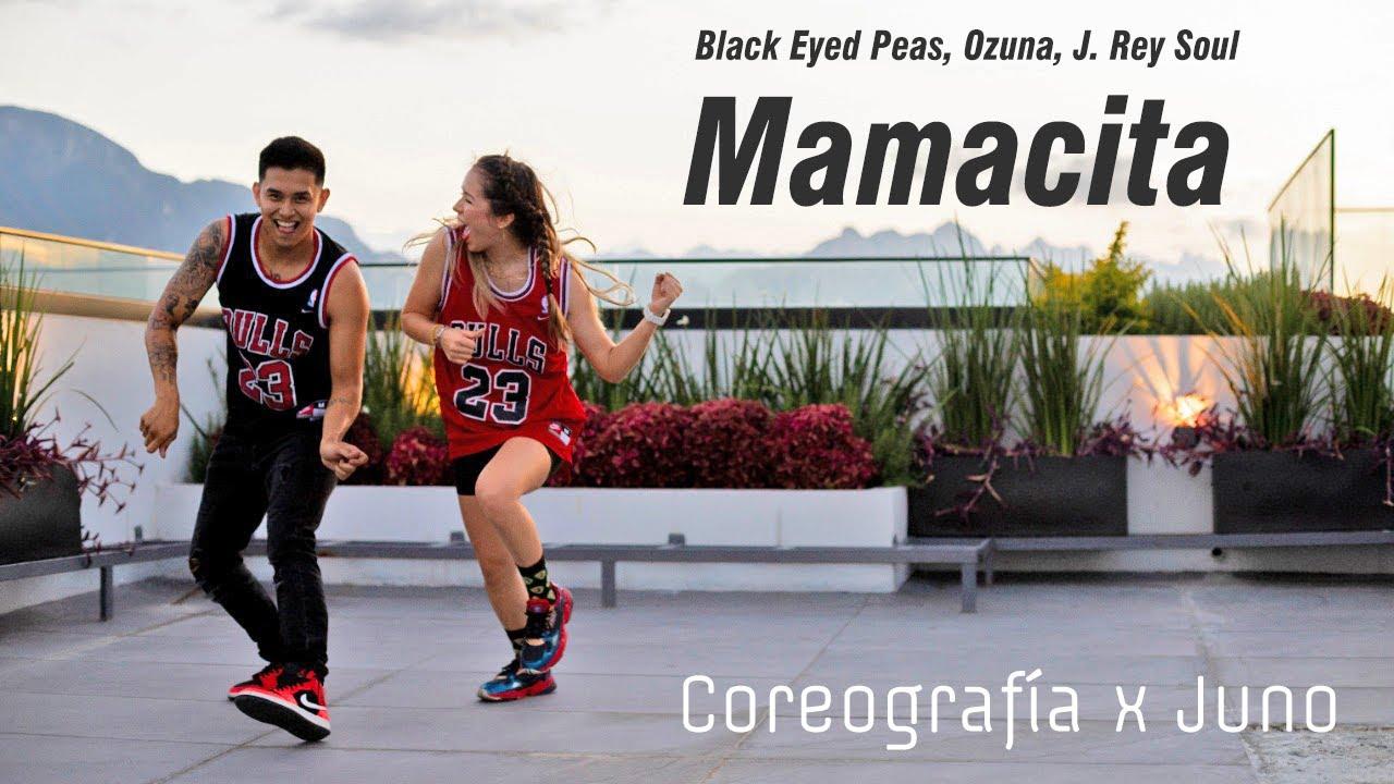 B.E.P. Mamacita Choreography by Juno