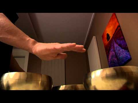 Tibetan Singing Bowl Session - Sound & Vibration Healing Therapy 3