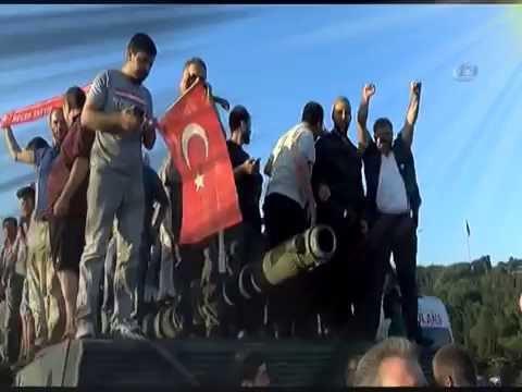 Korkma ! Allah (c.c) Bizimle Beraberdir!! - Başkomutan Recep Tayyip Erdoğan
