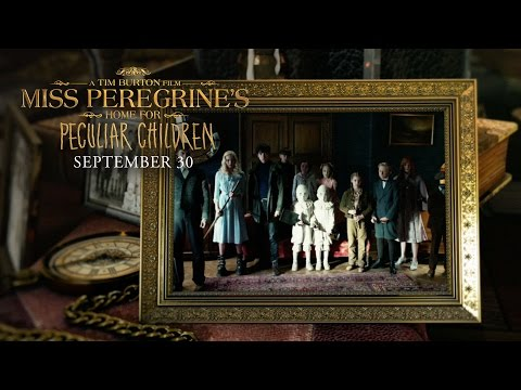 "Miss Peregrine's Home For Peculiar Children | ""Wish That You Were Here"" Music Video"