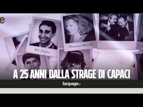 Palermo a 25 anni dalla strage di Capaci