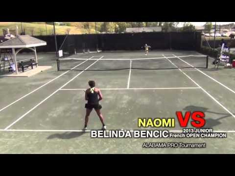 Naomi Osaka Tennis Biography)