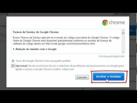 Como Instalar o Google Chrome | Doovi