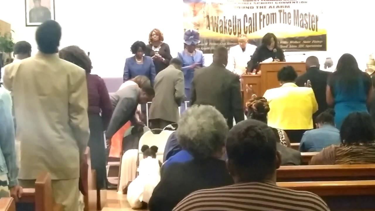 The House Of God Church - Florida West Coast 2018 Convention (PRAYER @ THE  ALTAR)