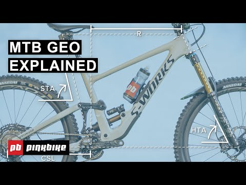 Modern Mountain Bike Geometry & How It Works | The Explainer