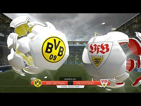 Bvb Gegen Stuttgart 2020