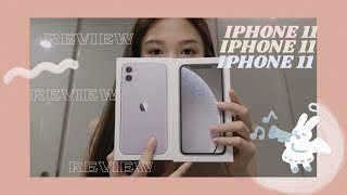 Review iphone 11* Bahasa Indonesia* | Bella Monica