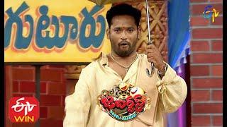 Kirrak RP Performance | Jabardasth | Double Dhamaka Special | 9th August 2020  | ETV  Telugu