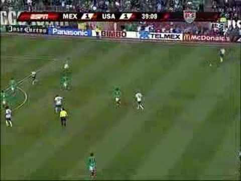 Mnt Vs Mexico Highlights Feb 6 2008