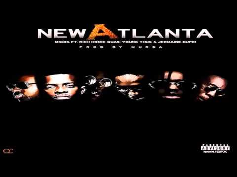 Migos Ft. Rich Homie Quan, Young Thug, Jermaine Dupri - New Atlanta [HD Audio Quality]