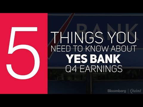 Yes Bank's Q4 Earnings In 30 Seconds