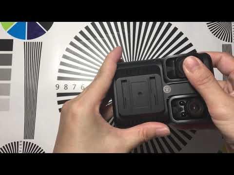Kamera Dashcam 2 Lens With Wifi Pruveeo Range Tour
