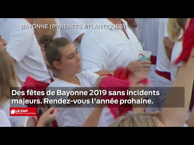 Le Zap Nouvelle-Aquitaine du 29 Juillet