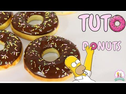 ♡•-recette-donuts-americain-au-four-|-facile-et-rapide-•♡