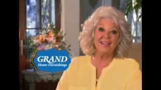 Free Gift With Paula Deen Furniture Purchase