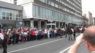 Zilele Brasovului 2011-Parada Junilor de la Modarom (1 Mai)