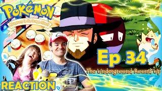 Clint Eastwood - Pokémon: Adventures in the Orange Islands Episode 34 Reaction