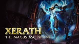 Xerath: Champion Spotlight | Gameplay - League of Legends