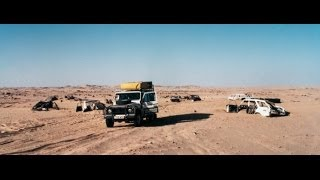Across the Sahara by Land Rover to West and Central Africa (Part 1)