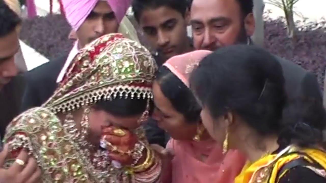 DOLI  MARRIAGE  VIDAYI   SIKH WEDDING   BIDAYI SONG   PUNJABI MARRIAGE   PUNJABI CULTURE  