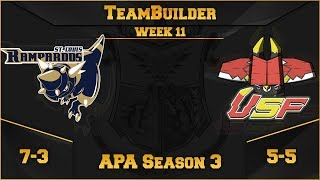 St. Louis Rampardos Team Building APA S3 W11: VS South Florida Bulus   Pokemon Ultra Sun and Moon