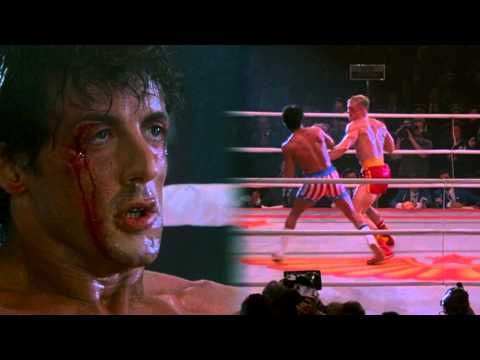 Rocky IV - Rocky vs Drago (War) FULL HD