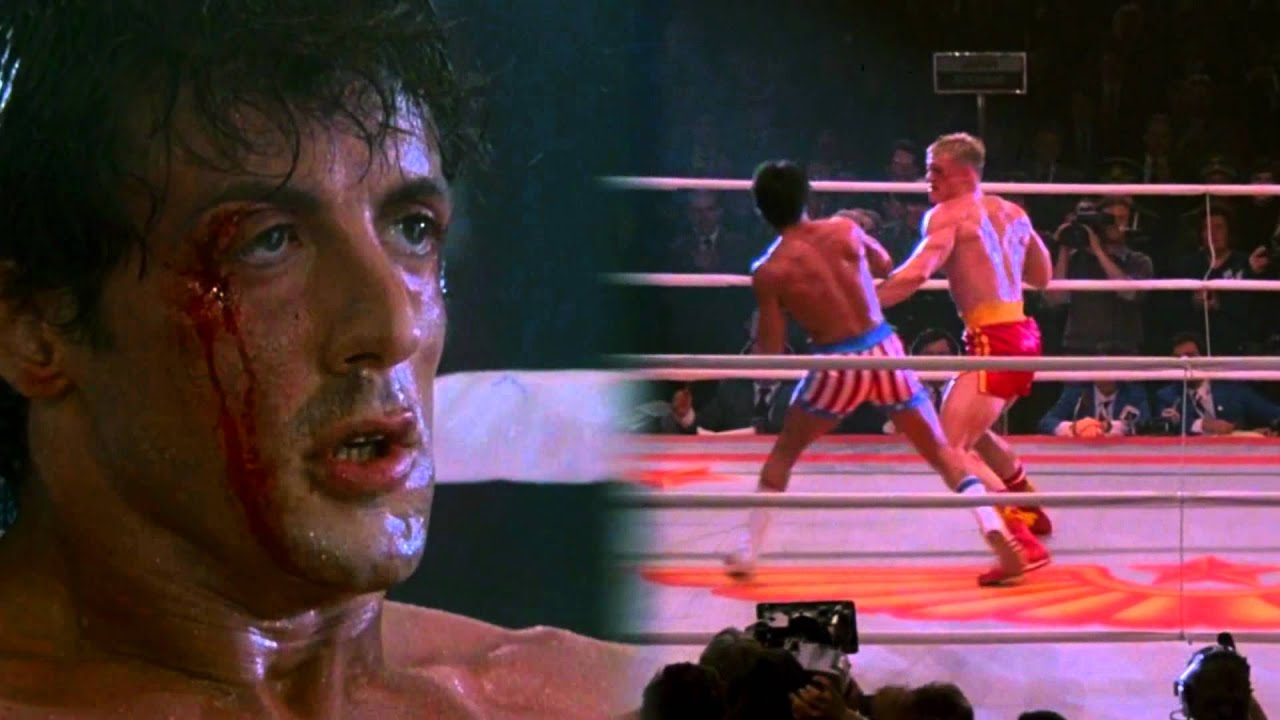 Rocky IV - Rocky vs Drago (War) FULL HD - YouTube