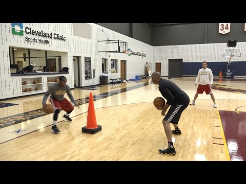 Kay Felder Crossover Dribble To Pocket Pass Drill