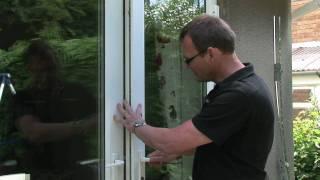 How To ... Fix A Upvc Door