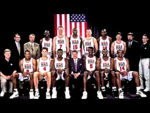 Team USA Basketball - Best Olympic Moments    Full HD 720p New Flash Game
