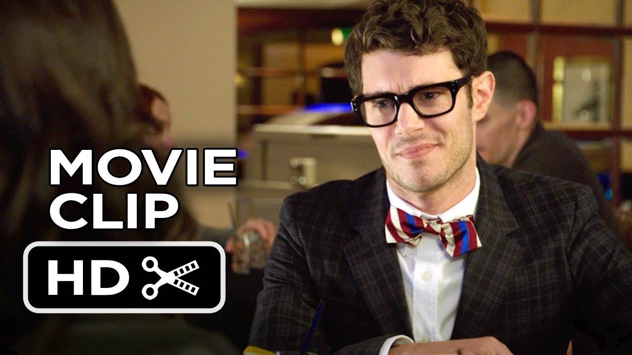 Download Baggage Claim Movie CLIP - Restaurant (2013) - Paula Patton Movie HD