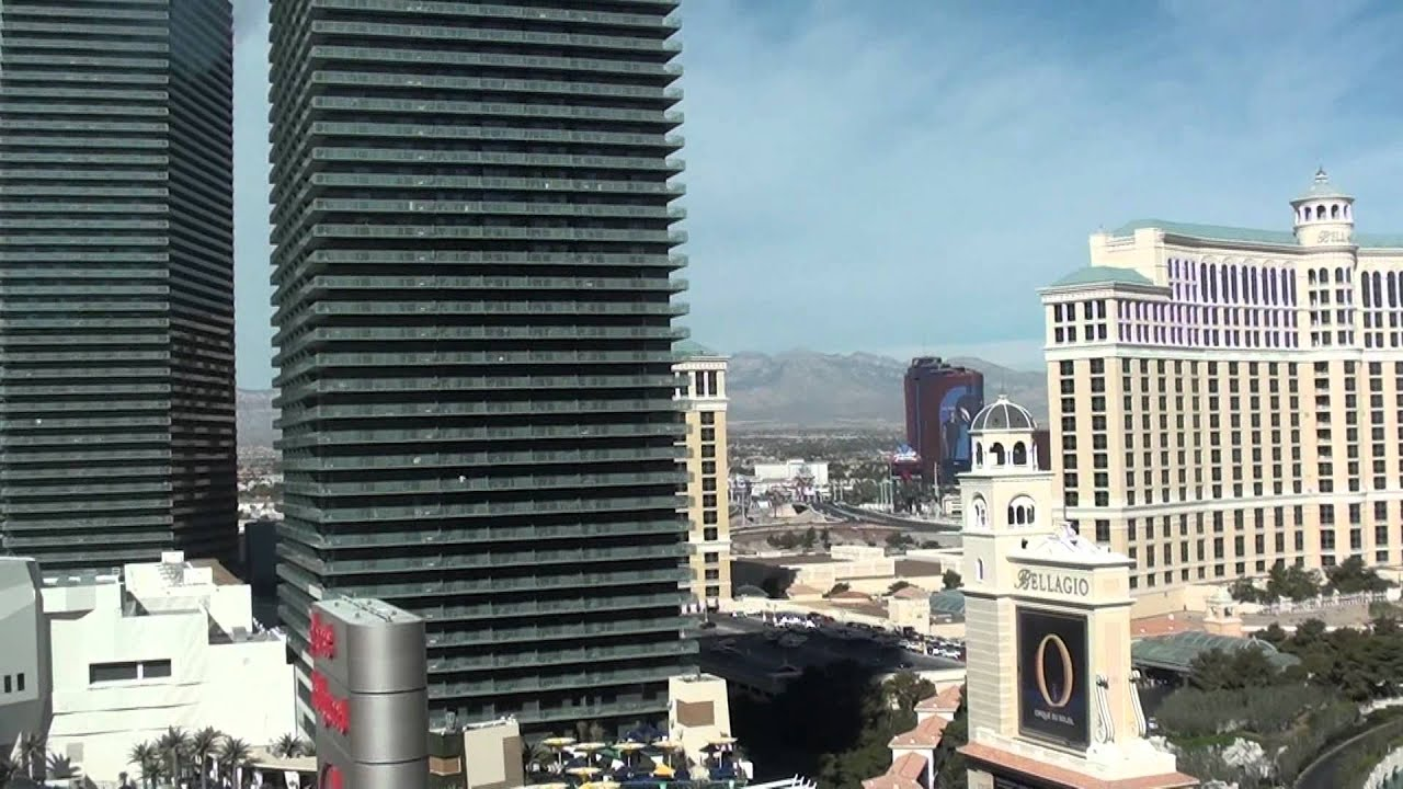 Planet Hollywood Strip View