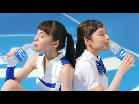 Iklan Pocari Sweat - Basketball, Yuki Sasou 15sec (2017)