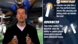 Madden NFL 08 on Wii - First Look