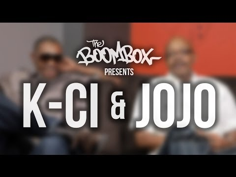 K-Ci and JoJo Talk Collaborating With Tupac