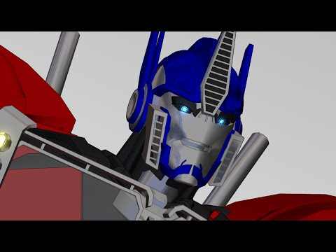 [MMD TF] HYBRID  [Optimus Prime and Nemesis Prime in Transformers: Prime]