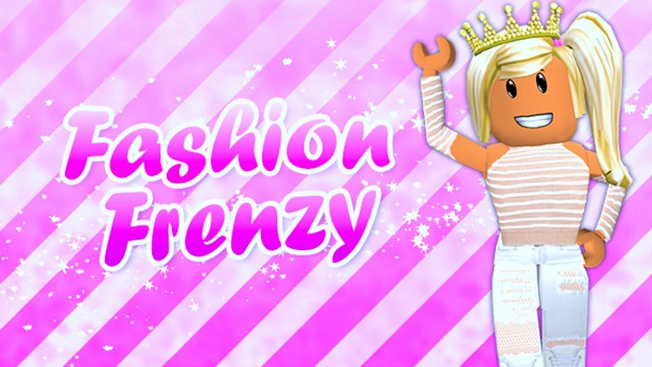 roblox fashion famous fashion frenzy