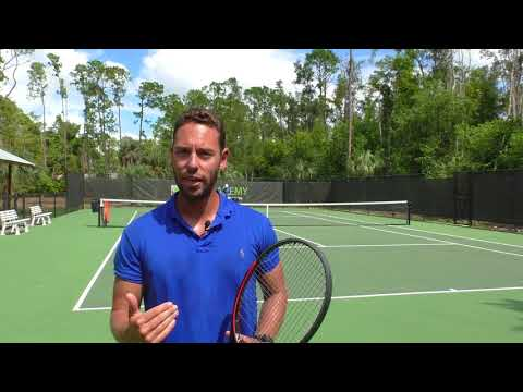 How To Hit High Backhands