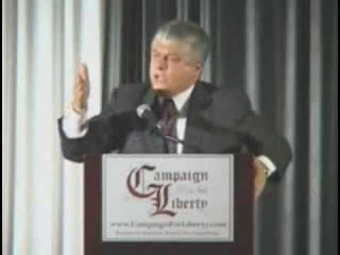 Judge Napolitano For Liberty - Stamp Act vs Patriot Act (We Have Come Full Circle)