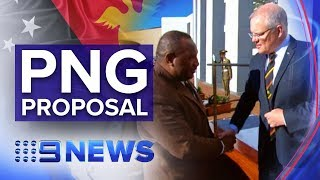 PNG asks Australia for $300m budget boost | Nine News Australia