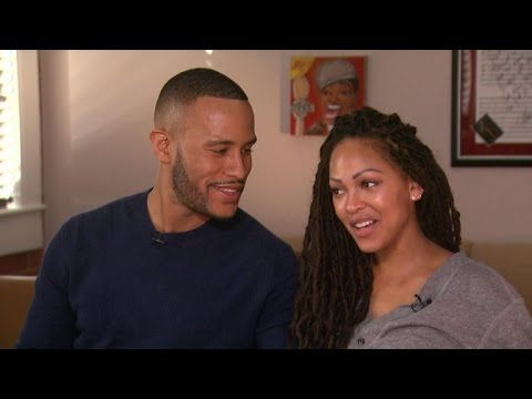 EXCLUSIVE: Why Meagan Good and DeVon Franklin Chose to Stay Celibate Before Marriage