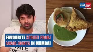 Barun Sobti Talks About His Favourite Street Food Joints In Mumbai | CelebRate Mumbai