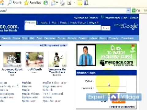 How to Create amp Promote a Myspace Page  How to Upload Videos on Myspace