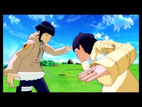 Himawari vs Hinata