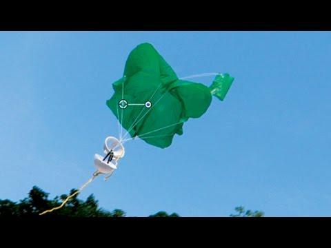 polythene parachute english simple gliding toy doovi