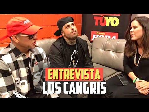Daddy Yankee fue quien hizo a Nicky Jam (Entrevista a Los Cangris) HD
