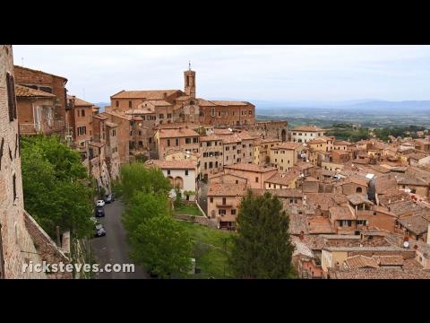 Montepulciano, Italy: Tuscan Vino and Views