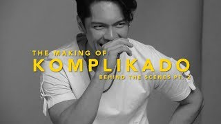 "Carlo Aquino - The Making of ""Komplikado"" (Behind The Scenes) PT. 2"