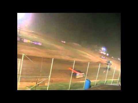 Lightnin' FAST Adventures Episode 100910 MODOC A-Main Feature Race Part 1