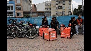 ¿Cuánto se gana un domiciliario de Rappi? | Noticias Caracol